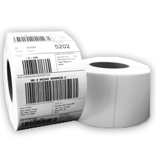 "Direct Thermal Labels 3"" Core"